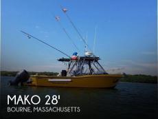 1984 Mako 285 Dual Console Fisherman