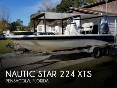 2015 Nautic Star 224 XTS