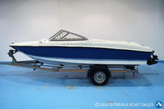 Bayliner 175 with Mercruiser 3.0L 135HP (Stock Boat with Warranty)