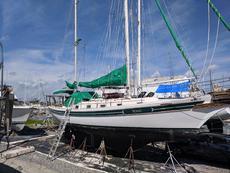 1984 40ft. Bayfield Staysail Ketch