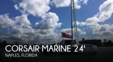1996 Corsair Marine Mark-II 24