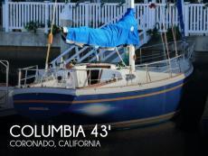 1970 Columbia 43 Mark III