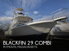 1991 Blackfin 29 Combi