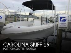 2009 Carolina Skiff 19 Sea Chaser