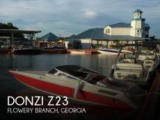 1989 Donzi Z23