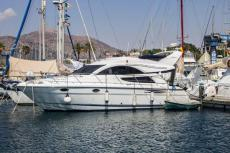2003 Fairline Phantom 40