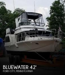 1986 Bluewater Yachts 42 Coastal Cruiser