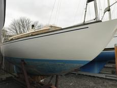 28ft Bermudan Sloop Holman Sterling