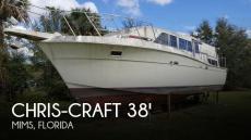 1986 Chris-Craft 381 Catalina