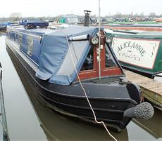 60ft Traditional Stern - Peaceful Voyager
