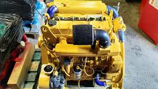 JCB Mermaid J444 84hp Marine Diesel Engine