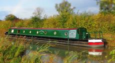 Canal Boat hire in the Heart of England