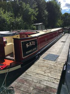 Kate - 58ft Semi-Trad Narrowboat 2011