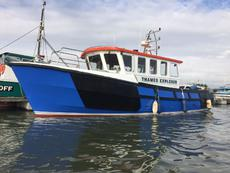 Work Boat   Dive Boat