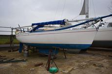 1980 Beneteau First 24 (Damaged Project)