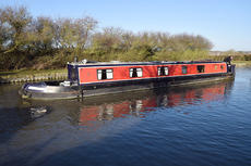 57' 2006 Cruiser stern Dragon Narrowboats