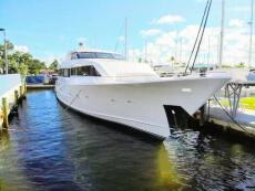 1986 Denison Raised Pilothouse