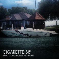 1993 Cigarette 38 Top Gun