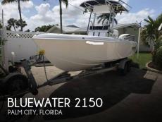 2017 Bluewater 2150