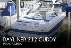 2006 Bayliner 212 Cuddy