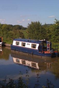 30 foot narrowboat