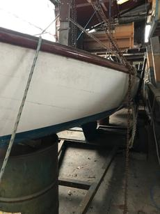 yacht  and  moulds  waveney one design yacht