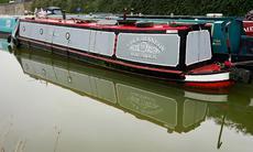 H O U D I N I  -  50' Traditional stern