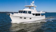 2010 Ocean Alexander 60 Trawler0