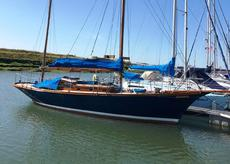 33ft. TRADITIONAL GAFF KETCH - HISTORIC FLEET