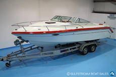 Rinker 230 Festiva Cuddy with Mercruiser 5.7L 260HP