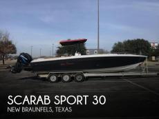 1985 Scarab Sport 30