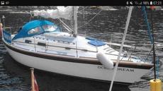 Westerley Fulmar 32 twin keel
