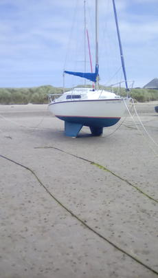 Hurley 20  - 20ft 4 berth dayboat