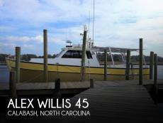 2000 Alex Willis 45