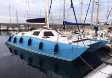Mattia 39 Catamaran