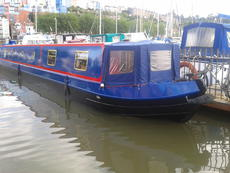 6 Berth, 65' Narrowboat in Beautiful Bath