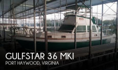 1973 Gulfstar 36 MkI