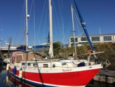 1983 ROAMER 36 STEEL KETCH