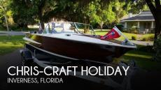 1963 Chris-Craft Holiday