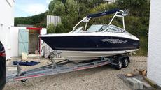 Monterey 214fs Volvo 5.0l  wakeboard