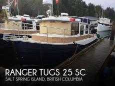 2011 Ranger Tugs 25 SC