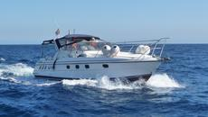 FAIRLINE TARGA 34 OPEN