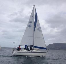 Moody 31 MK1 with Fin Keel