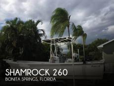 1988 Shamrock 260