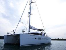 LAGOON 400 Sailing Catamaran COMFORT