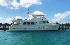 2013 Outer Reef Yachts 700 MY