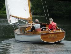 Farrington 25 River Class Cruiser