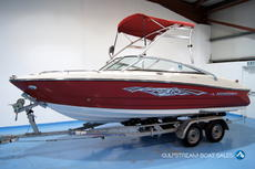 2011 Monterey 204FS Wakeboard Edition with Mercruiser 4.3L MPI 220HP