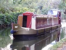 Electric Narrow Boat Houseboat