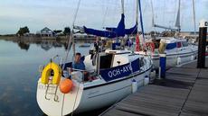 Leisure 20 Sailing Boat
